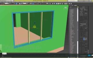 Создаём окно 3ds max
