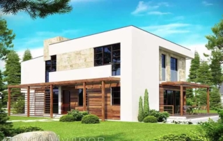 Как построить дом в Archicad