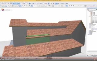 Как построить дом в архикаде