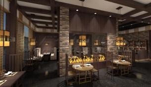Дипломный дизайн-проект ресторана. МШД