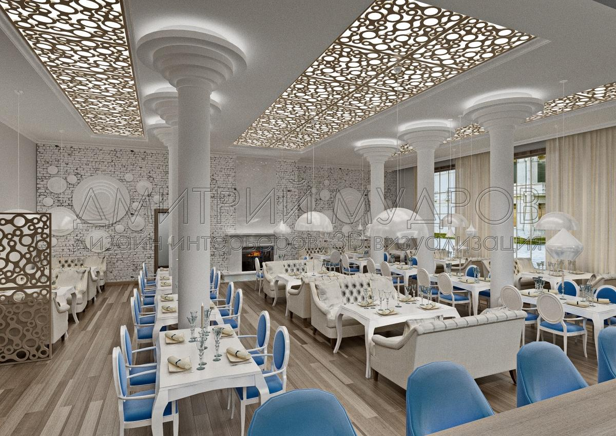 Веранда ресторана Sky Lounge в Москве — фото, адрес и