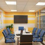 3d визуализация интерьера офиса на заказ